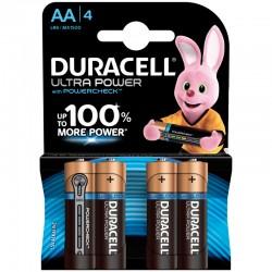 Duracell ULTRA POWER - AA - Packung à 4 Stk._9822
