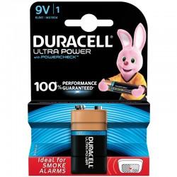 Duracell ULTRA POWER - 9V - Packung à 1 Stk._9823