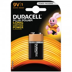Duracell PLUS POWER - 9V - Packung à 1 Stk._9829