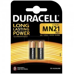 Duracell Long Lasting Power - MN21 - Packung à 2 Stk._9835
