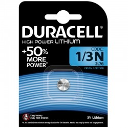 Duracell Fotobatterie - 1/3N - Packung à 1 Stk._9837