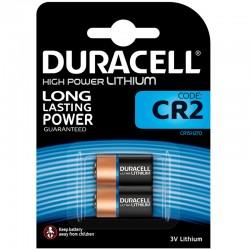 Duracell Fotobatterie - CR2 - Packung à 20 Stk._9841