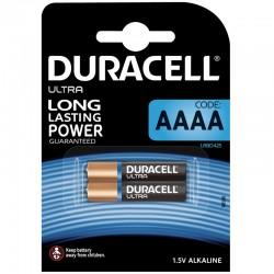 Duracell ULTRA M3 - AAAA - Packung à 2 Stk. 1.5V Alkaline 42.5 x 8.3ø_9850