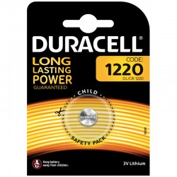 Duracell Knopfzelle - 1220 - Packung à 1 Stk._9859