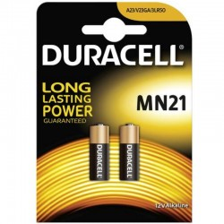 Duracell Long Lasting Power - MN21 - Packung à 10 Stk._9861