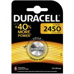 Duracell Knopfzelle - 2450 - Packung à 1 Stk._9863