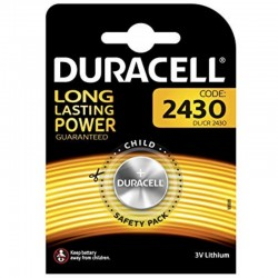 Duracell Knopfzelle - 2430 - Packung à 1 Stk._9864