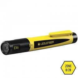 Led Lenser ATEX-Lampe EX4_9883