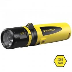 Led Lenser ATEX-Lampe EX7R_9885
