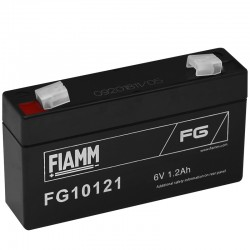 Fiamm Standard Bleiakku - FG10121 - 6V - 1.2Ah_9893