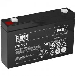 Fiamm Standard Bleiakku - FG10721 - 6V - 7.2Ah_9895