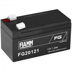 Fiamm Standard Bleiakku - FG20121 - 12V - 1.2Ah_9898