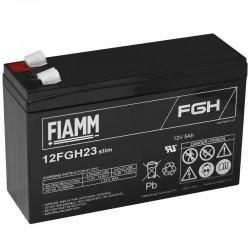Fiamm Hochstrom Bleiakku - 12FGH23slim - 12V - 5Ah_9901