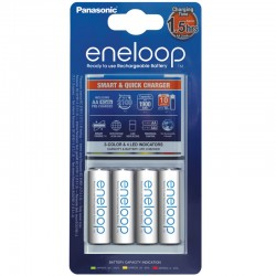 Panasonic eneloop - Schnellladegerät - BQ-CC55E_9908
