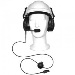 TITAN Heavy Duty Kapselgehörschutz Headset - Hytera PD7-Serie_9924