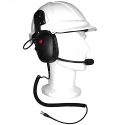 TITAN Heavy Duty Kapselgehörschutz Headset Motorola GP340-Serie_9931