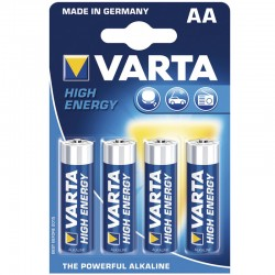 Varta Longlife Power - AA - Packung à 4 Stk._9941