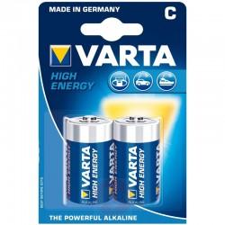 Varta Longlife Power - C - Packung à 2 Stk._9942