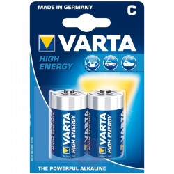 Varta Longlife Power - C - Packung à 2 Stk._9942