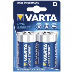 Varta Longlife Power - D - Packung à 2 Stk._9943