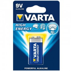 Varta Longlife Power - 9V - Packung à 1 Stk._9944