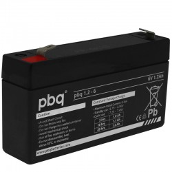 pbq 1.2-6 Blei Akku Standard_9957