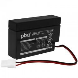 pbq Standard Bleiakku 0.8-12 - 12V - 0.8Ah_9959