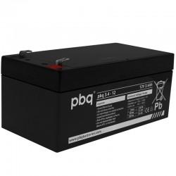 pbq Standard Bleiakku 3.4-12 - 12V - 3.4Ah / T1_9962
