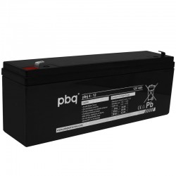 pbq Standard Bleiakku 4-12 - 12V - 4Ah / T1_9964
