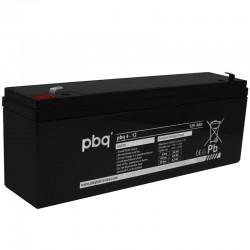 pbq Standard Bleiakku 4-12 - 12V - 4Ah_9964