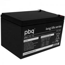 pbq Long-Life Bleiakku L 12-12 - 12V - 12Ah_9970