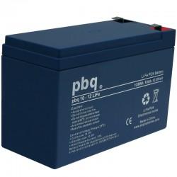 pbq Lithium-Akku LiFePO4 LF 10-12 -12.8V - 10Ah_9973
