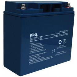 pbq Lithium-Akku LiFePO4 LF 20-12_9975